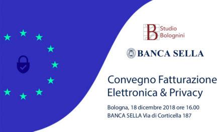 Convegno fatturazione elettronica con Banca Sella